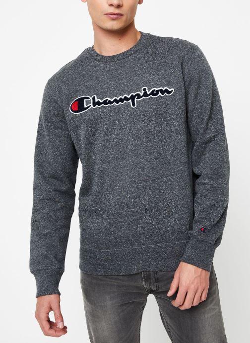 Kleding Champion Crewneck sweatshirt Grijs detail
