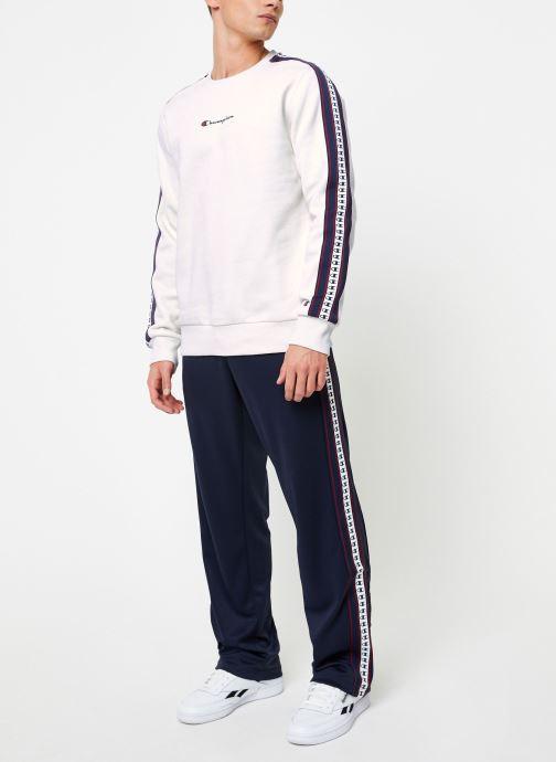 Vêtements Champion Crewneck sweatshirt Beige vue bas / vue portée sac