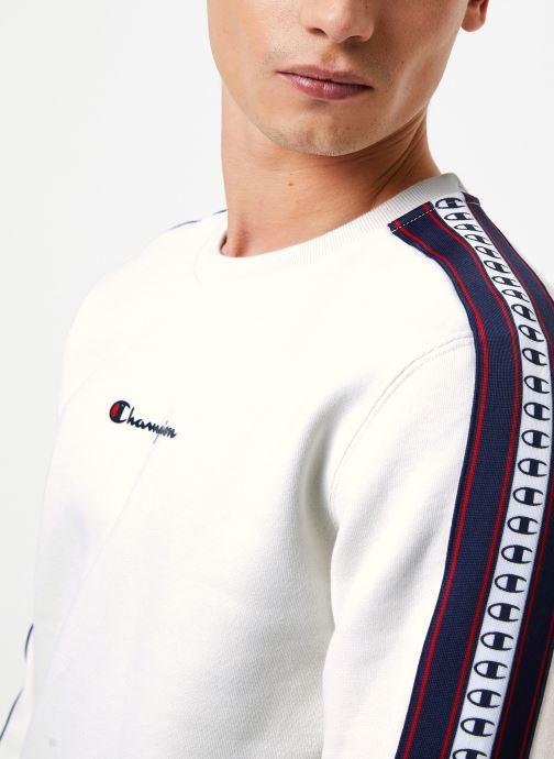 Vêtements Champion Crewneck sweatshirt Beige vue face