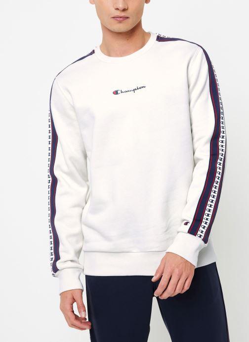 Vêtements Champion Crewneck sweatshirt Beige vue détail/paire