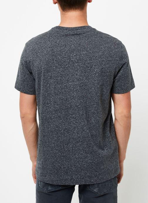 Kleding Champion Crewneck t-shirt Grijs model