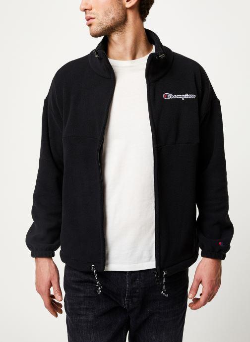 Kleding Champion Full zip sweatshirt Zwart rechts
