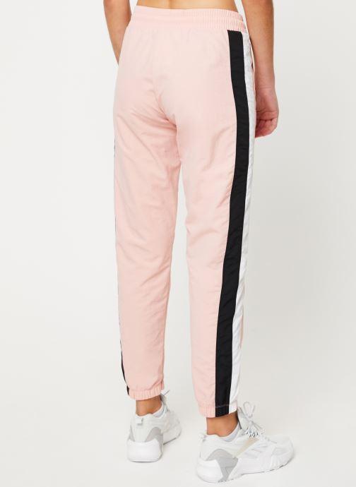 Vêtements Champion Elastic cuff pants Rose vue portées chaussures