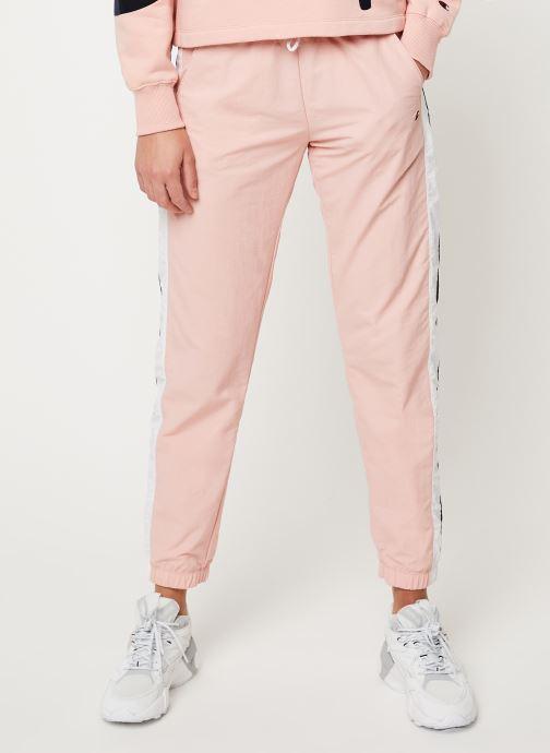 Vêtements Champion Elastic cuff pants Rose vue détail/paire
