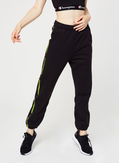 Vêtements Champion Elastic cuff pants Noir vue détail/paire