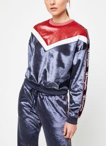 Vêtements Accessoires Crewneck sweatshirt bicolore
