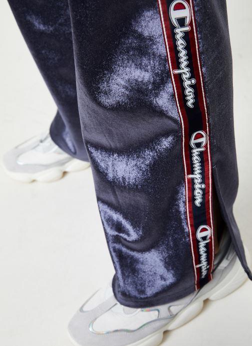 Vêtements Champion Pants Bleu vue face
