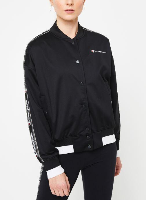 Vêtements Champion Bomber jacket Noir vue droite