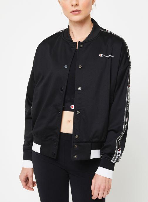 Kleding Champion Bomber jacket Zwart detail