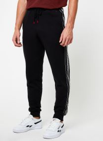 Pantalon de survêtement - Rib cuff pants big logo