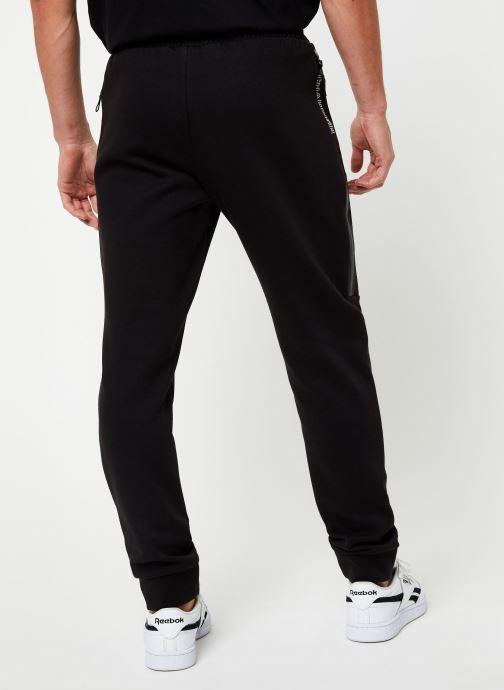 Kleding Champion Rib cuff pants small logo Zwart model