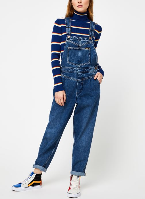 Vêtements Wrangler 80S Dungaree Bleu vue bas / vue portée sac