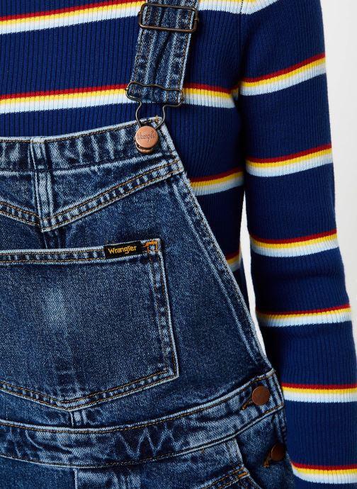 Vêtements Wrangler 80S Dungaree Bleu vue face
