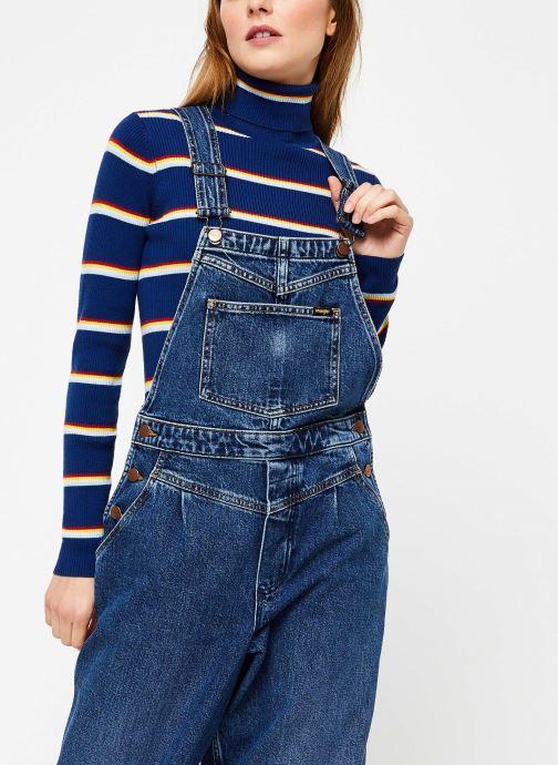 Vêtements Wrangler 80S Dungaree Bleu vue droite