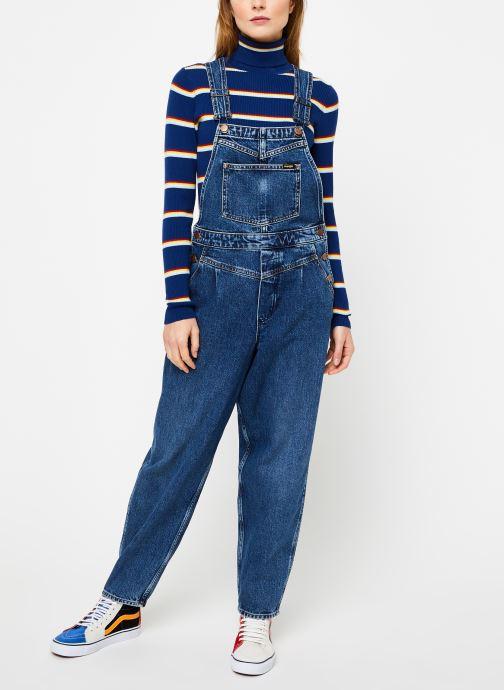 Vêtements Wrangler 80S Dungaree Bleu vue détail/paire