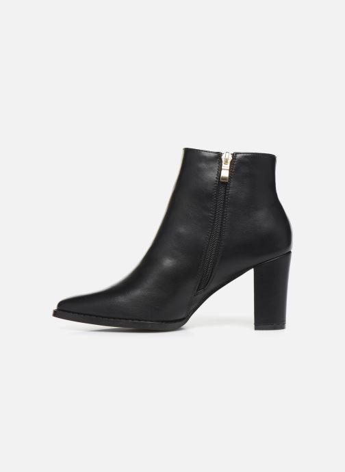 Botines  I Love Shoes CADENCE Negro vista de frente