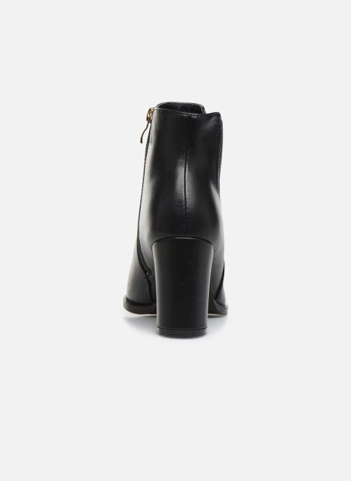 Botines  I Love Shoes CADENCE Negro vista lateral derecha