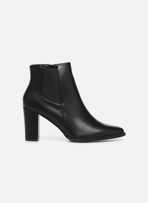 Boots en enkellaarsjes I Love Shoes CADENCE Zwart achterkant