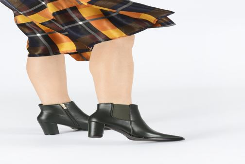 Bottines et boots I Love Shoes CADENCE Bleu vue bas / vue portée sac