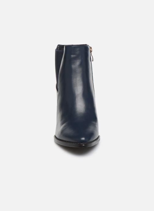 Stiefeletten & Boots I Love Shoes CADENCE blau schuhe getragen