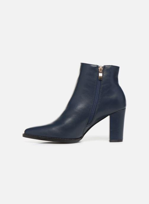 Botines  I Love Shoes CADENCE Azul vista de frente