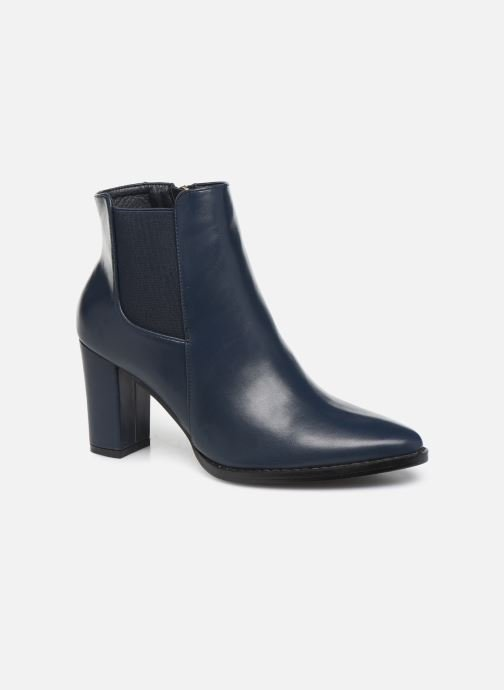 Bottines et boots I Love Shoes CADENCE Bleu vue détail/paire