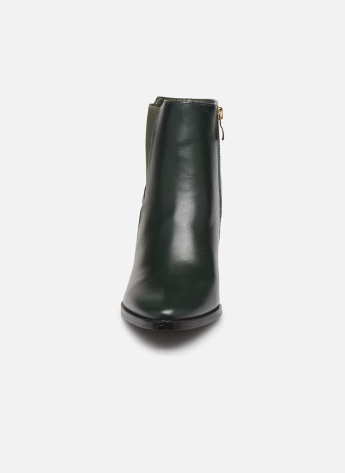 Ankle boots I Love Shoes CADENCE Green model view