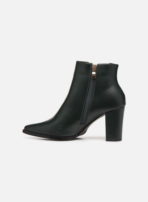 Ankle boots I Love Shoes CADENCE Green front view
