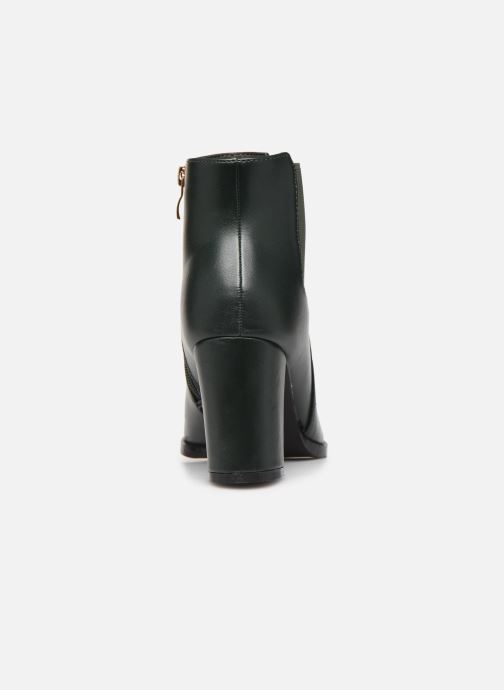 Ankle boots I Love Shoes CADENCE Green view from the right