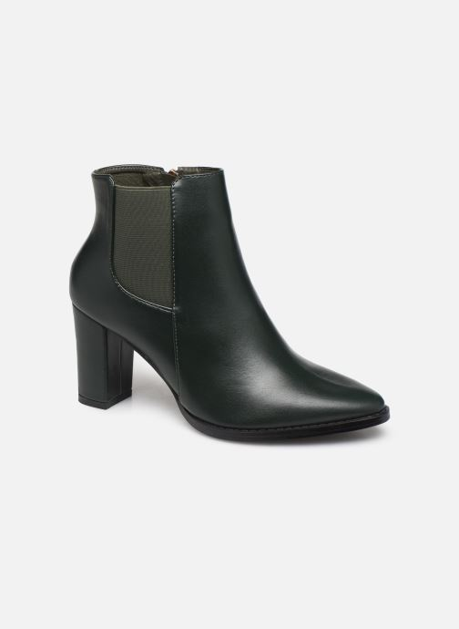 Ankle boots I Love Shoes CADENCE Green detailed view/ Pair view
