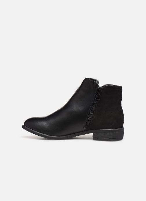 Ankelstøvler I Love Shoes CAROLYN Sort se forfra