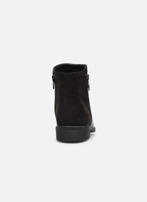 Bottines et boots I Love Shoes CAROLYN Noir vue droite