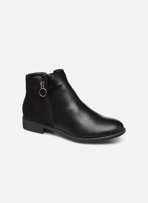 Ankelstøvler I Love Shoes CAROLYN Sort detaljeret billede af skoene