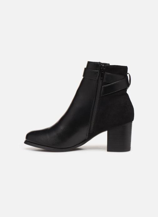 Bottines et boots I Love Shoes CARRY Noir vue face
