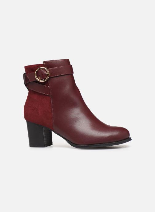 Bottines et boots I Love Shoes CARRY Bordeaux vue derrière