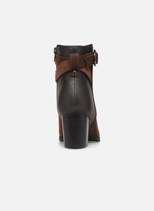 Stivaletti e tronchetti I Love Shoes CARRY Marrone immagine destra