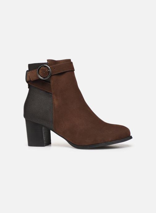 Botines  I Love Shoes CARRY Marrón vistra trasera