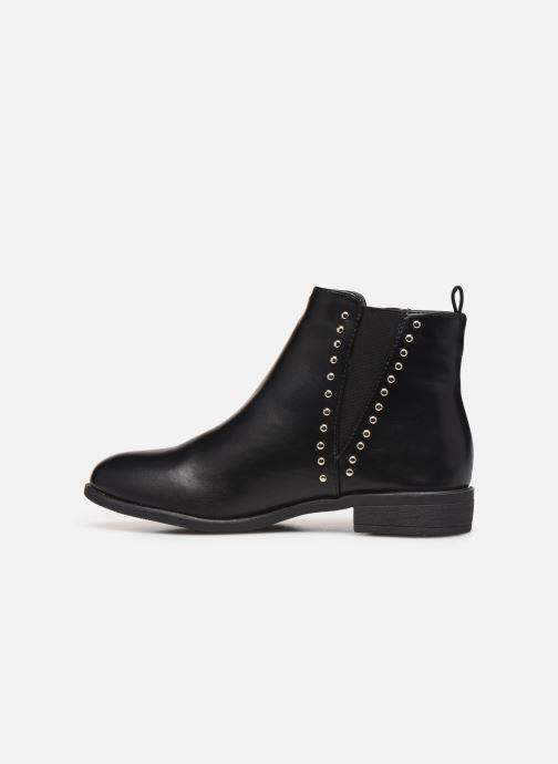 Stivaletti e tronchetti I Love Shoes CASEY Nero immagine frontale