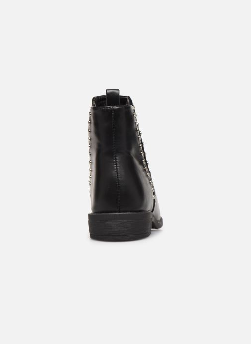 Botines  I Love Shoes CASEY Negro vista lateral derecha