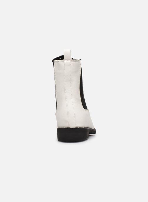 Bottines et boots I Love Shoes CALLISTA Blanc vue droite