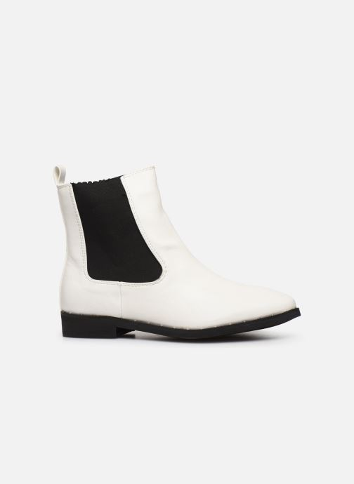 Ankle boots I Love Shoes CALLISTA White back view