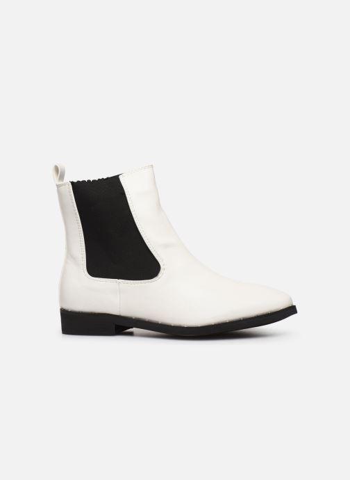 Stivaletti e tronchetti I Love Shoes CALLISTA Bianco immagine posteriore
