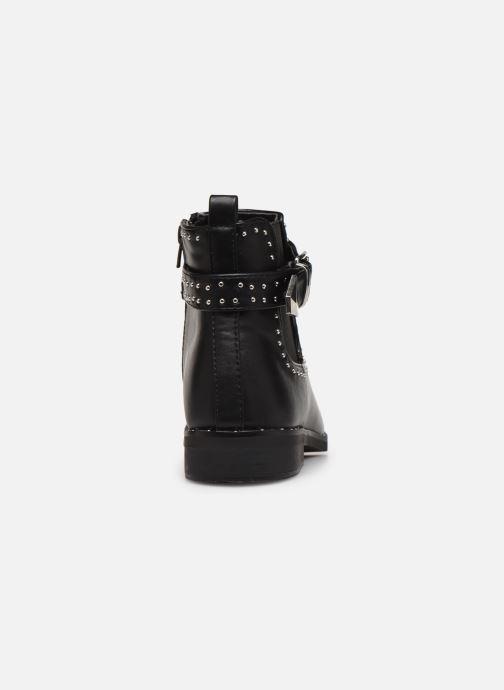 Botines  I Love Shoes CALLUM Negro vista lateral derecha