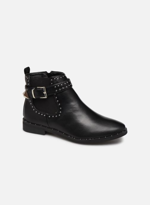 Ankle boots I Love Shoes CALLUM Black detailed view/ Pair view
