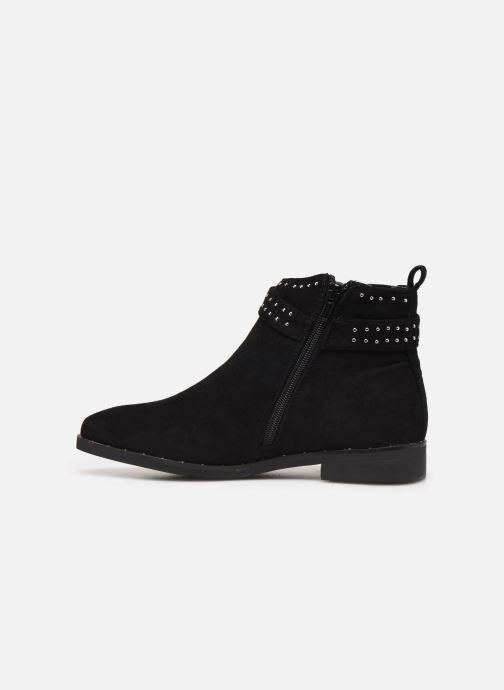 Botines  I Love Shoes CALLUM Negro vista de frente