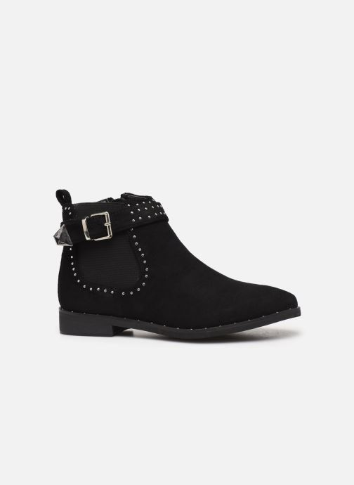Botines  I Love Shoes CALLUM Negro vistra trasera