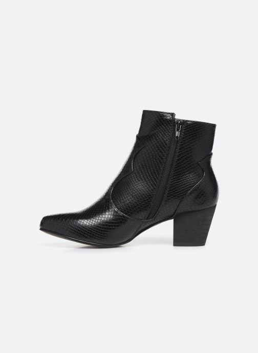 Stivaletti e tronchetti I Love Shoes CAYDEN Nero immagine frontale
