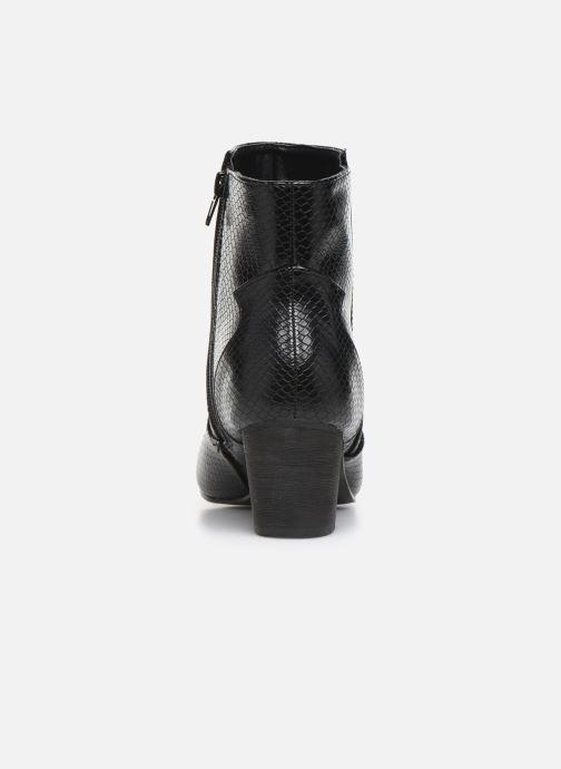 Stivaletti e tronchetti I Love Shoes CAYDEN Nero immagine destra
