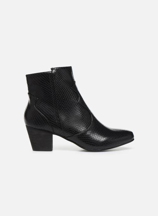 Botines  I Love Shoes CAYDEN Negro vistra trasera