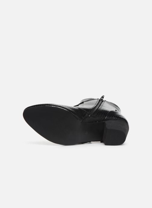 Botines  I Love Shoes CAYDEN Negro vista de arriba